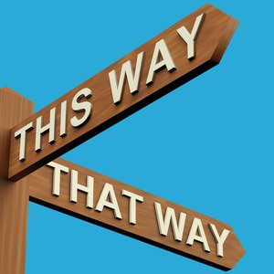 Choose your direction for customer experience