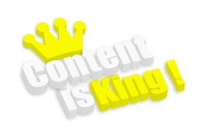 Content Management is critically important when used with Pull marketing